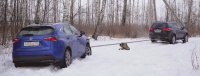 Как вытащить застрявший автомобиль