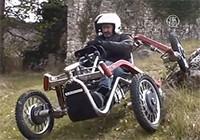 «Swin-car» из Франции